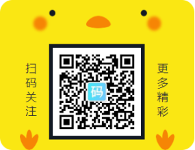 儿童节小动物黄色背景方形二维码